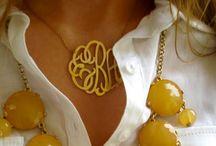 Jewelry & My Taste / Sparkle and Stuff