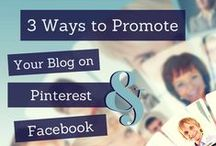 blog - social media tips / social media tips and tutorials - blogging, websites, instagram, facebook, twitter, Google+ and of course Pinterest!