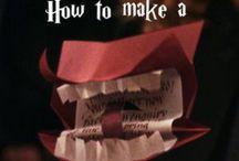 DIY / Costumes, crafts, and creativity inspiration  / by Catherine Russell
