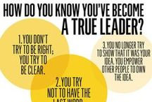 Energize Leaders / Inspiration to fuel your leadership at work and in life. / by Inventive Links