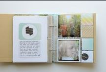 my albums / Project Life, Memory Keeping, and other crafty things I make. / by Jessica Wilson