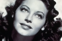 """Ava Gardner / """"If I had my life to live over again, I'd live it the same way. Maybe a few changes here or there, but nothing special. The truth is, honey, I've enjoyed my life. I've had a hell of a good time."""" - Ava Gardner / by Frankly MyDear"""