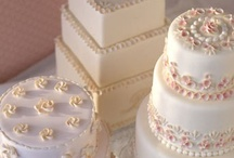 ❧ Cake Decoration