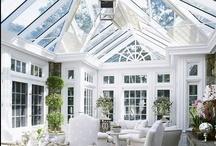 Garden Room/ Sunroom Deco