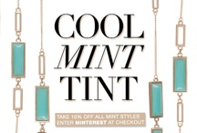 Cool Mint Tint / by Kitsy Lane