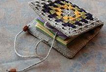 crocheted gift