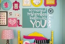 Molly's Room / Tween girls bedroom / by Sam O'Donoghue of So Sam