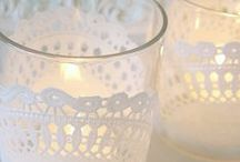 home - candle love / by JanMary
