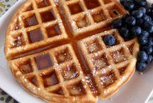 ❧ Waffles