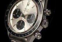 Anniversaire : 50 ans de la montre Rolex Daytona / Avec l'exposition qui a lieu en ce moment au Bon Marché pour fêter ses 50 ans, la Daytona est à l'honneur. La montre Rolex Cosmograph Daytona pour bien la nommer vit le jour en 1963. 50 ans plus tard, elle incarne le mythe horloger absolu. Récit d'une success story. http://lovetime.fr/2013/10/15/rolex-daytona-50-ans-de-succes/