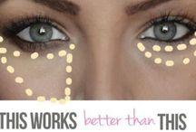 Make Up Tricks Tips & Twists