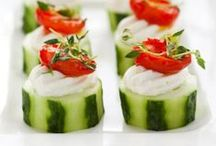 Appetizers / Ideas for parties and entertaining