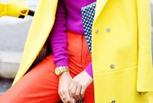 Color Blocking Style