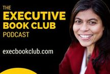 Executive Book Club Podcast / I host The Executive Book Club podcast, where I help executives, business owners and non-profit leaders tap into the insights of leaders and critical thinkers who have come before us, and share ways to integrate their practical wisdom, accelerate the soul-searching process and access a state of inner peace amidst the stresses and strains of executive life. Tune in every Monday and Friday, and be sure to head over to http://execbookclub.com to take your FREE leadership style assessment. / by Inventive Links