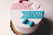 Gender Reveal Baby Shower Ideas / Gender reveal party ideas-decorating, menu ideas and recipes