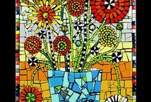 Putting the pieces back together - Creating beautiful Mosaics / Mosaic projects / by Lisa Howard