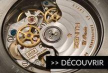 Le passionné / Pour les passionnés de montres de luxe.  #TagHeuer #Panerai #Rolex #Hublot #Omega #Zenith