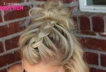 Hairstyle Tips / Beautiful Formal Hairstyles