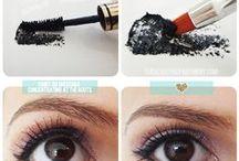 Beauty stuff /makeup, skincare/