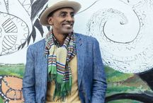 Marcus Samuelsson / Information and recipes from the Chef, Marcus Samuelsson