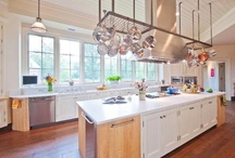 Dream Kitchen / by Laura McElhinney