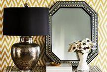 patterns, wallpaper & stencils OH MY!
