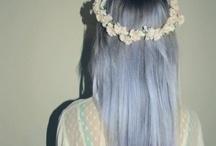 hair <3 / by Emma Shels