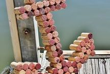 Wine Crafty / Wine crafts, products and clever DIY projects we love!