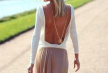 Fabulous fashion / by Trenna Hill