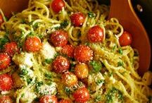 Pasta & Italian Dishes / by KR