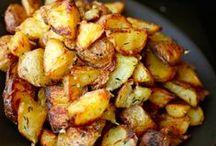 Potatoes / by KR