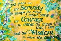 God Grant Me The Serenity / by Rachelle
