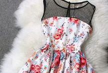 Dresses / by Meghan Bye