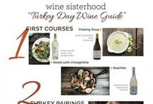 Thanksgiving entertaining and recipes