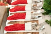 Holiday Entertaining and Recipes / Tips and recipes for your holiday parties! Holiday recipes, holiday entertaining, holiday table decor and more!