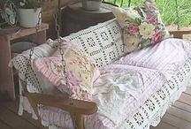 Porch sittin.... / by Trenna Hill