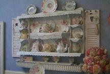 Top shelf / by Trenna Hill