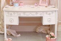 Desk job / by Trenna Hill