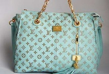 Bag lady / by Trenna Hill