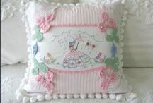 Pillow talk / by Trenna Hill