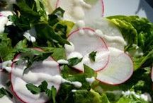 Salads & Dressings / by Cyndie