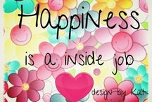 ღ Happiness ღ / Pin what makes you happy! Feel free to invite your friends. To join this board, leave a message on my Message Board. (Please, no nudity or foul language.) / by Cindy Newman