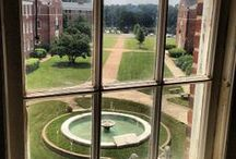 """Alpha Delta Pi's History in Macon, GA / Our story begins in 1851 at Wesleyan Female College in Macon, Georgia, where six incredible women changed the world.   Led by Eugenia Tucker Fitzgerald, our founders formed The Adelphean Society for """"the mental, moral, social, and domestic improvement of its members."""" The Adelphean Society, later renamed Alpha Delta Pi, was the first secret society for college women.   Here are the Alpha Delta Pi historical sights in Macon, GA."""