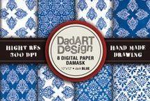pattern dad art design