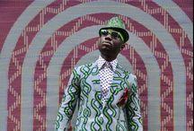 africanized b*: pattern(ed)