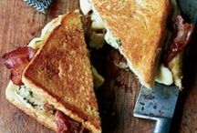 Grilled Cheese Goodness