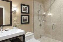 Bathrooms / by KR