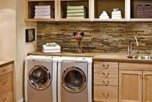 Laundry Rooms and Mudrooms / by KR
