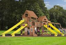 Swingset With Assembly Included / Price includes Assembly *Lower 48 states / by Backyard Discovery