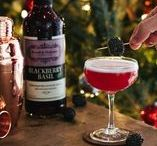 Merry Drinking / Festively boozy. Christmas cocktails & more.